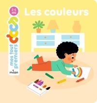 Camille Laurans et Marie-Elise Masson - Les couleurs.