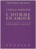 Camille Lemonnier - L'homme en amour.