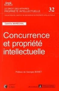 Camille Maréchal - Concurrence et propriété intellectuelle.