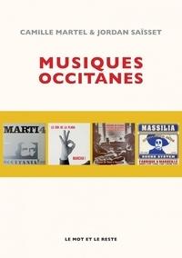 Camille Martel et Jordan Saisset - Musiques occitanes.