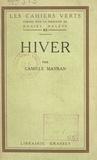 Camille Mayran et Daniel Halevy - Hiver.