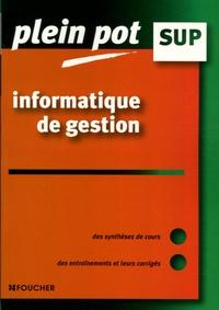 Camille Moine - Informatique de gestion - Enseignement supérieur, BTS, DUT tertiaires.