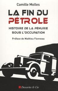 La fin du pétrole - Histoire de la pénurie sous lOccupation.pdf