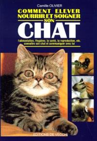 Histoiresdenlire.be Comment élever, nourrir et soigner son chat Image