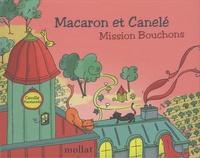Camille Piantanida - Macaron et Canelé - Mission bouchons.