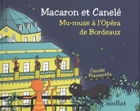 Camille Piantanida - Macaron et Canelé - Mu-muse à l'opéra de Bordeaux.