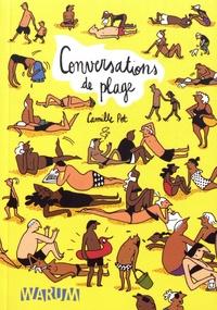 Camille Pot - Conversations de plage.