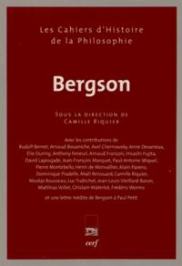 Camille Riquier - Bergson.