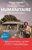 Camille Sayart et Philippe Chabasse - Humanitaire - Une vie d'actions.