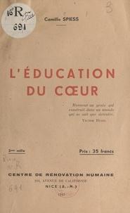 Camille Spiess et  Miyajima - L'éducation du cœur.