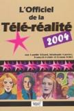 Camille Tétard et Stéphanie Carrère - L'Officiel de la télé-réalité 2004.