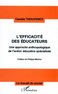 Deedr.fr L'EFFICACITE DES EDUCATEURS. Une approche anthropologique de l'action éducative spécialisée Image