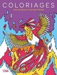 Coloriages Les Animaux Fantastiques Camille Tisserand Album