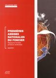 Camille Van Laecken et Fabien Brulay - Premières Assises Nationales du Foncier - Ressource foncière, ambitions territoriales, Lille 2011.