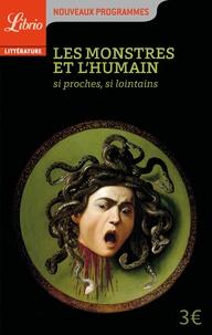 Camille Zabka - Les monstres et l'humain - Si proches, si lointains.