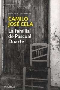 Camilo José Cela - La familia de Pascual Duarte.