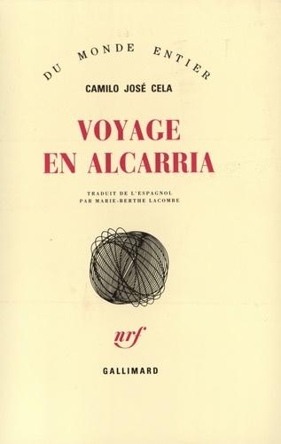 Camilo José Cela - Voyage en Alcarria.