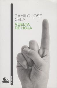 Camilo José Cela - Vuelta de hoja.