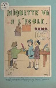 Camo - Miquette va à l'école.
