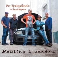 Yves-Ferdinand Bouvier - Moulins à vendre. 1 CD audio