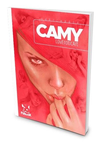 Camy - LovEroticArt - Sketchbook.