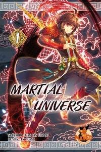Can Tu Dou Tian et Guang Lv - Martial Universe T01.
