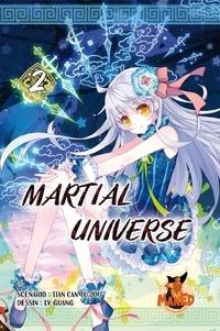 Can Tu Dou Tian et Guang Lv - Martial Universe T02.