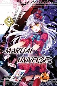 Can Tu Dou Tian et Guang Lv - Martial Universe T03.