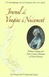Canac-Marquis et  Rezeau - Journal de Vaugine de Nuisement (1765).