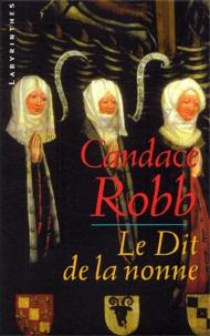 Candace Robb - Le dit de la nonne.
