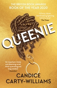 Candice Carty-Williams - Queenie - British Book Awards Book of the Year.