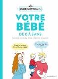 Candice Rornberg Anzel et Camille Skrzynski - Le guide décapant des parents imparfaits - Votre bébé de 0 à 3 ans.