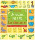 Candice Whatmore et Fiona Watt - Les dinosaures.