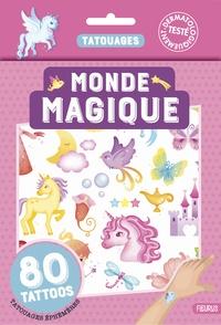 Candybird - Tatouages Monde magique - 80 tattoos.