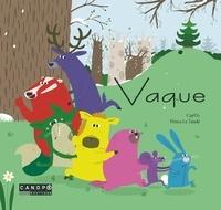 CAP'OC et Prisca Le Tandé - Vaque. 1 CD audio