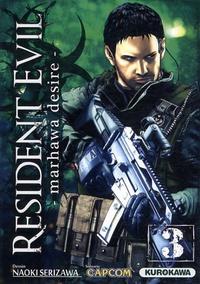 Capcom et Naoki Serizawa - Resident Evil Tome 3 : .