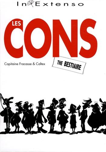 Capitaine Fracasse et  Caltex - Les cons.