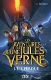 Capitaine Nemo et Miguel Garcia - Les aventures du jeune Jules Verne Tome 1 : L'île perdue.