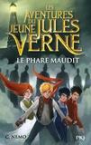 Capitaine Nemo et Miguel Garcia - Les aventures du jeune Jules Verne Tome 2 : Le phare maudit.
