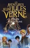 Capitaine Nemo et Miguel GARCIA LOPEZ - Les aventures du jeune Jules Verne Tome 5 : Pièges sur la lune.