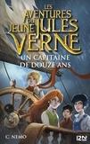 Capitaine Nemo - Les aventures du jeune Jules Verne Tome 6 : Un capitaine de douze ans.