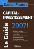 Capital Finance - Capital-investissement 2007.