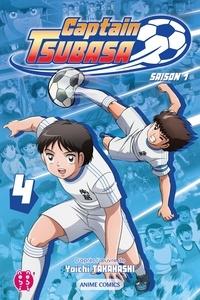 Captain Tsubasa Committee - Captain Tsubasa - Saison 1 T04 - Anime comics.