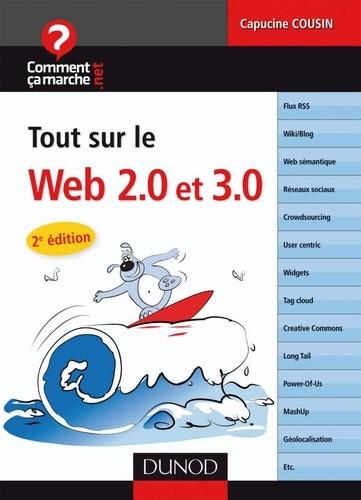 Capucine Cousin - Tout sur le Web 2.0 et 3.0.