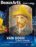 Capucine Jahan - Van Gogh, la nuit étoilée - A l'Atelier des Lumières.