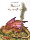 Capucine Mazille - Alphabet des monstres.