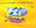 Capucine Mazille et  Euclide - La corneille à trois pattes.