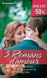 Cara Colter et Shirley Jump - Trois romans d'amour - Le baiser de la mariée ; Le plus beau jour de leur vie ; Un mari idéal.