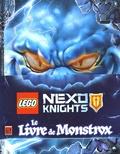 Carabas Editions - Le livre de monstrox - Lego Nexo Knights.