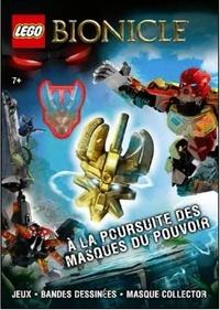 Carabas Editions - Lego Bionicle - A la poursuite des masques du pouvoir.